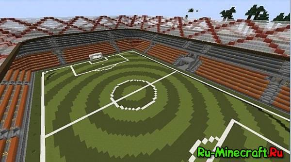 [Map][Creative]Futball - стадион!