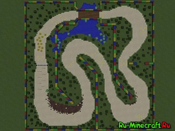 [Map] SNES - гоночки!