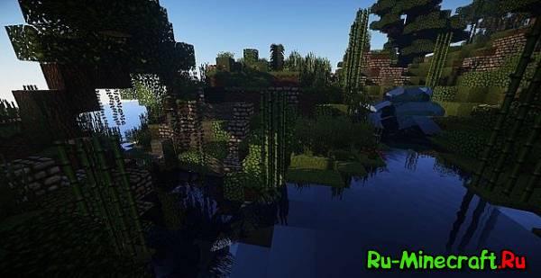 [Map] Luxurios - Домик в деревне