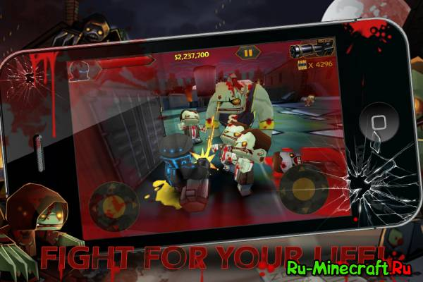 [Game][Android 2.0+] Call of Mini: Zombies