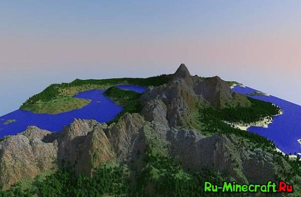 [Map] Estaro Islands — Очень большой ландшафт