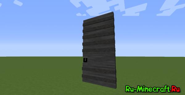 Tall Doors - большие двери [1.7.10]
