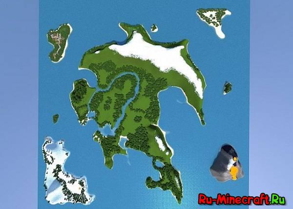 [Карта][1.7+] Asquria - Красота, да и только!