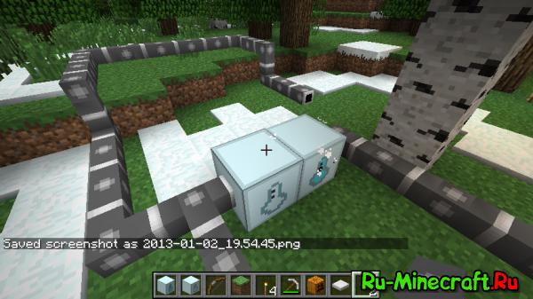 [Моды]FrostCraft 1.7.5