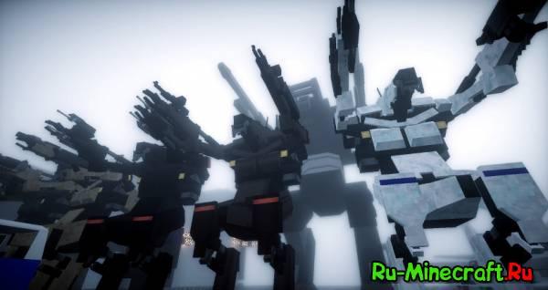 Flan's Mod  - Самолеты, машины, оружие и роботы, фланс [1.12.2] [1.8] [1.7.10] [1.6.4]