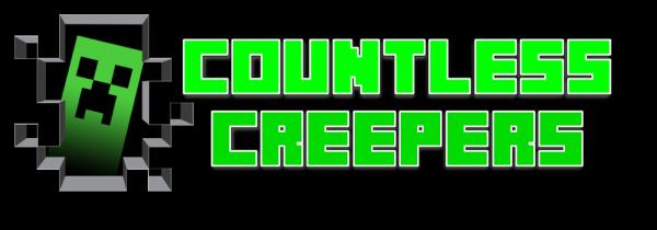 [1.7.2]Countless Creepers Mod - по криперу на каждый биом!
