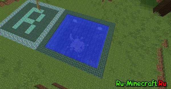 [Snapshot 14w25a] Подводная крепость, мобы и блоки!