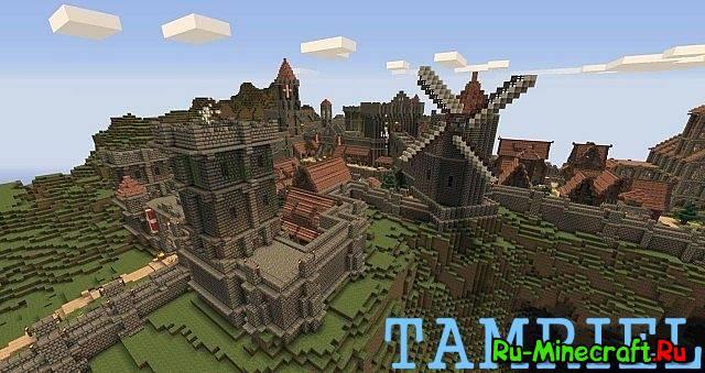 [MAP] Tamriel - Тамриэль из TES