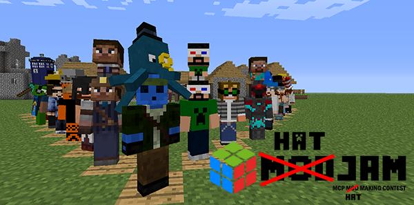 iChun's Hats - Шляпы для Minecraft