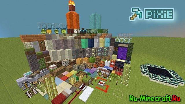 Скачать ресурс-паки для Minecraft 1.7.10