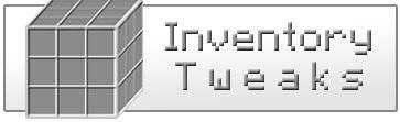 [1.7.10] Inventory Tweaks mod - сортируй свой инвентарь