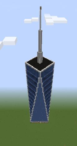 [Map]Freedom Tower - Модерн башня!