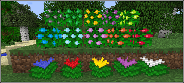 [1.5.2] Potions and More - Новые растения!