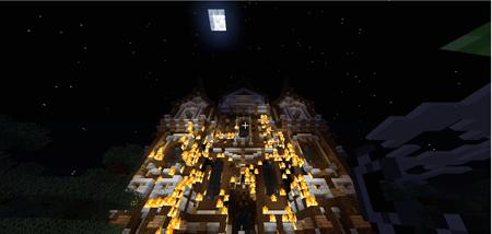 [MAP]Slenders Mansion - Особняк Слендермена