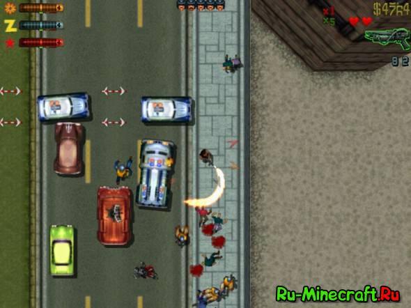 История серии игр GTA - часть 2, GTA 2!