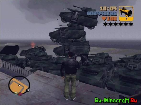 История серии игр GTA - часть 3, GTA 3!
