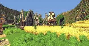 [Map]Wilcuth Valley - Medieval Castle - Средневековый замок!