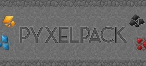 [1.7.10][512x] PyxelPack - мультяшные текстурки