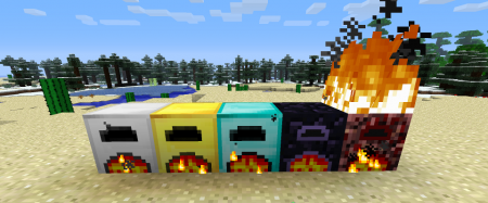 [1.5.2-1.7.10]More Furnaces