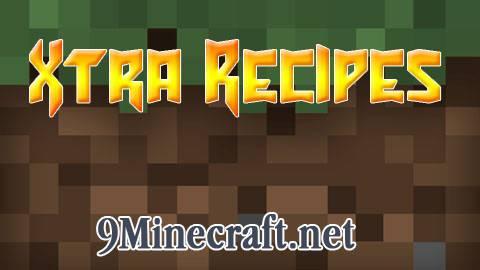 [1.7.10] Xtra Recipes - очень много новых крафтов