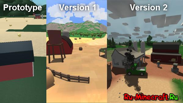 [Game] Unturned - 10 особенностей игры для новичков.