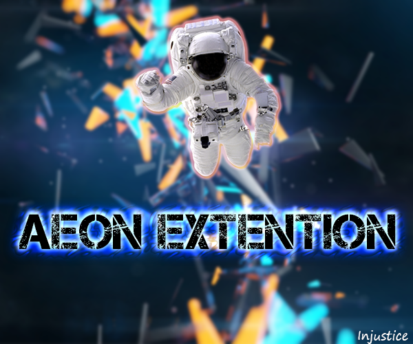 [1.7.10][32px]Aeon Extention - Футуристический ресурс пак.