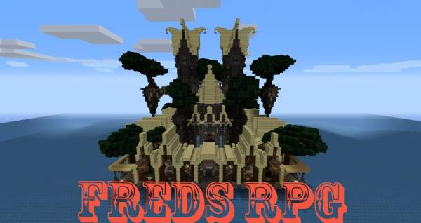 [1.7.8][32x] Freds Rpg Pack - Рпг ресурс пак
