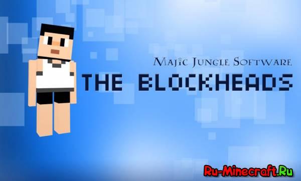 [Игры похожие на Minecraft][iOS Android]The Blockheads — интересная 2D копия Minecraft'а.