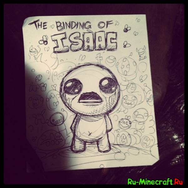 [Skins] Скины из игры The Binding of Isaac