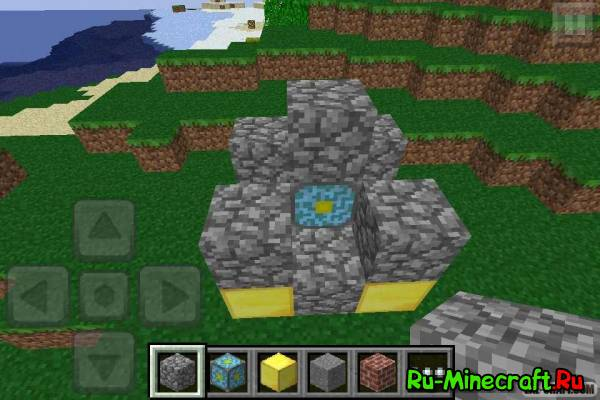 SkyBlock -  скайблок для андроид, карта [Map][MCPE]