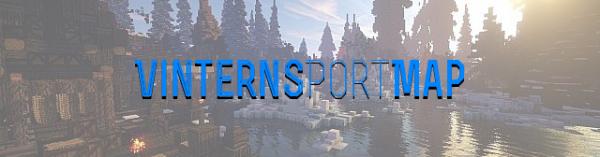 [Карта] Vinterns Port Map — очень холодная карта