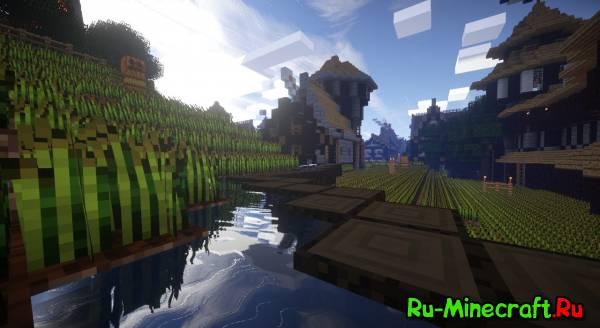 [Map] Остров BELLCROIT— средневековые приключения