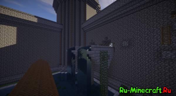 [Map] ELEANOR'S CASTLE — очень крутой замок...