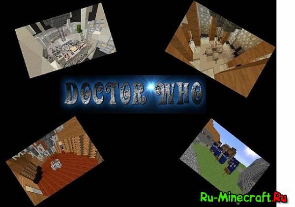 [Map][1.7.2] The Adventure's of the Doctor - Приключения Доктора!