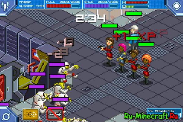 [Game] Star Command — пиксельное безумие!