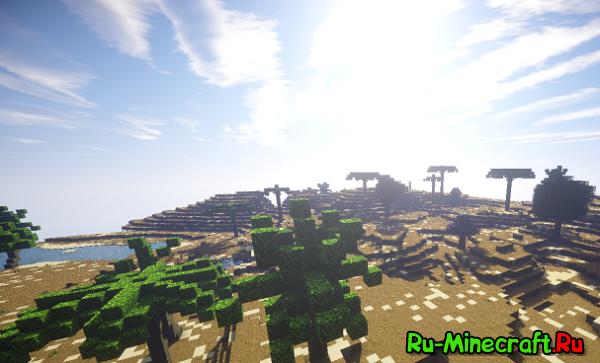 [Client][1.6.4] Minecraft - Сборка возможностей