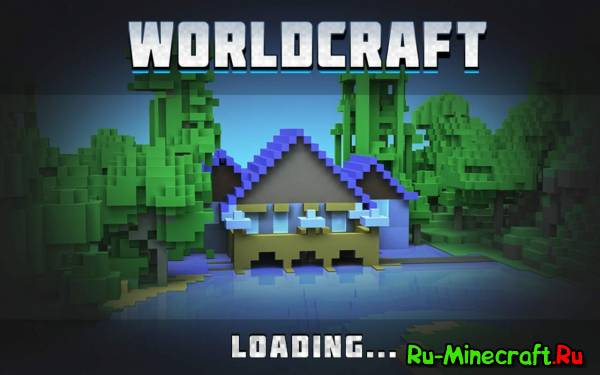 [Game] WorldCraft II— копия Minecraft на Android