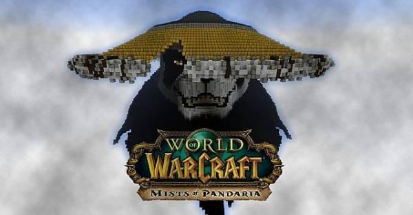 [Map] Mists Of Pandaria - 3D Пандарен из вселенной WoW