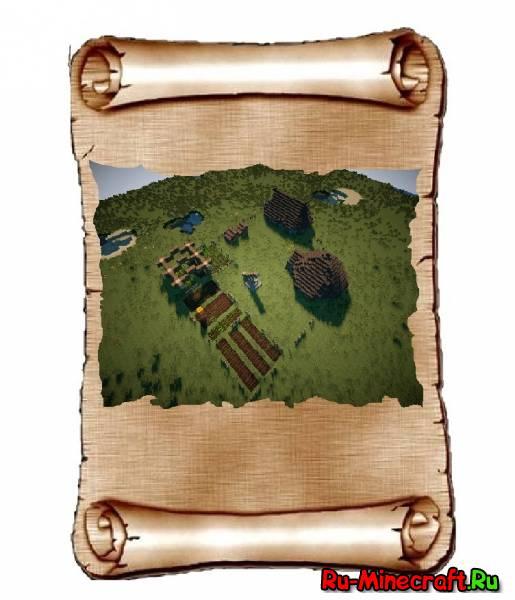 [Map] Celtic livepak - resourcepacks, skin, farm