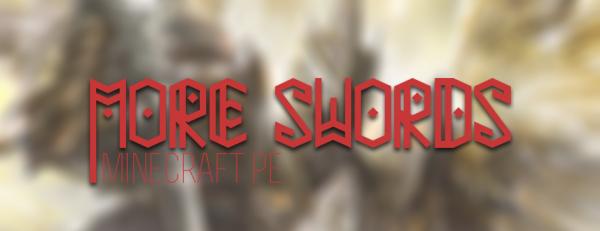 [MC:PE][0.14] More Swords — еще больше мечей