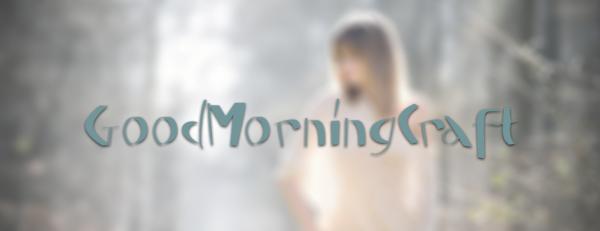 [MC:PE][0.9.X][16x] GoodMorningCraft— симпатичные текстурки...