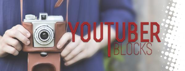 Youtuber Blocks— ютуберы в твоем мире [1.7.10|1.7.10|1.6.4]