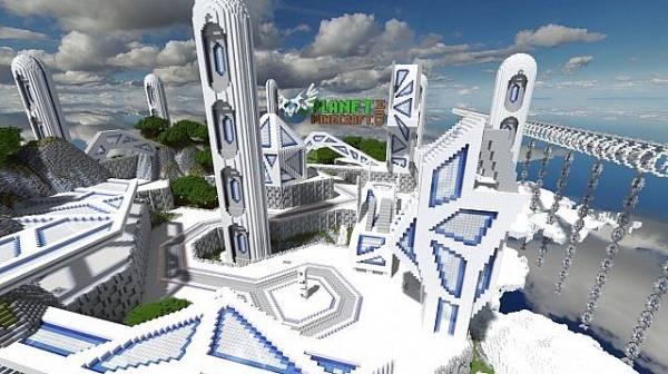 [Map] Symphony Sky City of Tomorrow - Симфонический город Будущего