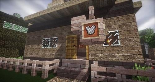 [1.7.10/1.7.9/1.7] STCM's Parallax для Minecraft