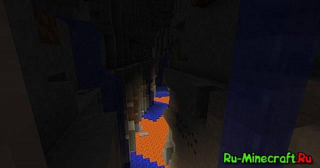 [1.7.4][8x] Bubbly Blocks — Простые текстуры