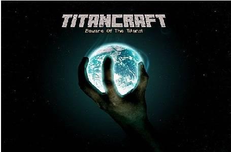 TitanCraft - новое измерение [1.7.10]