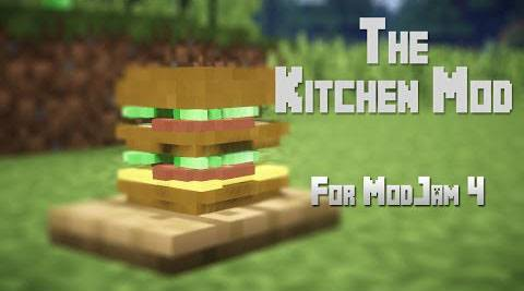 The Kitchen Mod [1.7.10] [1.7.2]