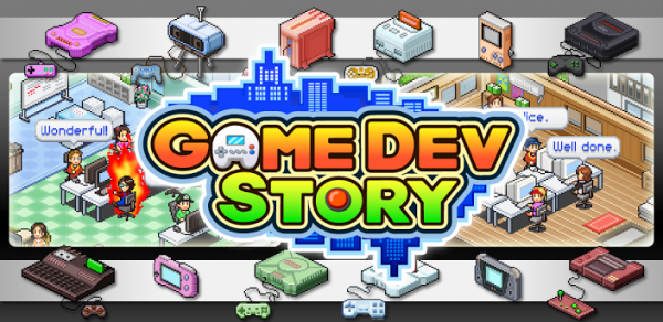 [Android][IOS] Game Dev Story - Game Dev Tycoon на телефоне