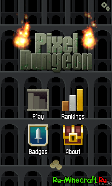 [Разное][Android][v1.7.1c] — Pixel Dungeon — Забавная бродилка, вызывающая баттхёрт