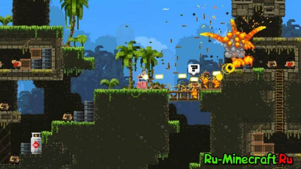[Other] Broforce - YOU CAN'T ESCAPE FREEDOM